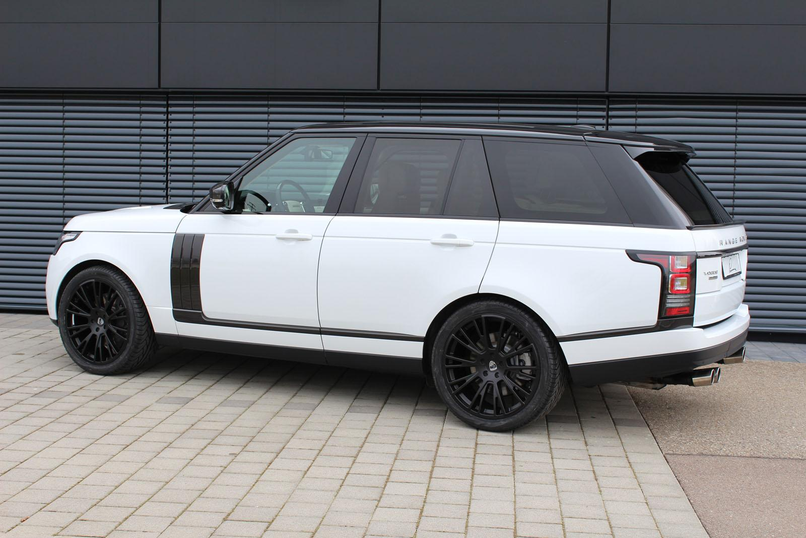 lumma design improves new range rover with carbon fiber. Black Bedroom Furniture Sets. Home Design Ideas