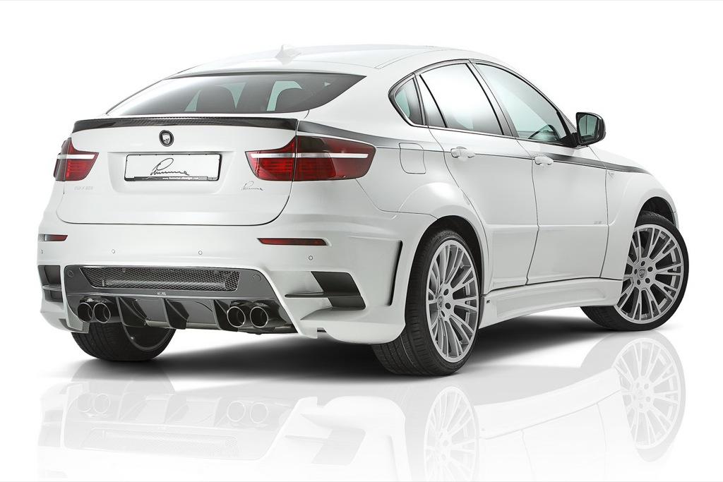 Lumma Design Tweaks the BMW X6 xDrive40d - autoevolution
