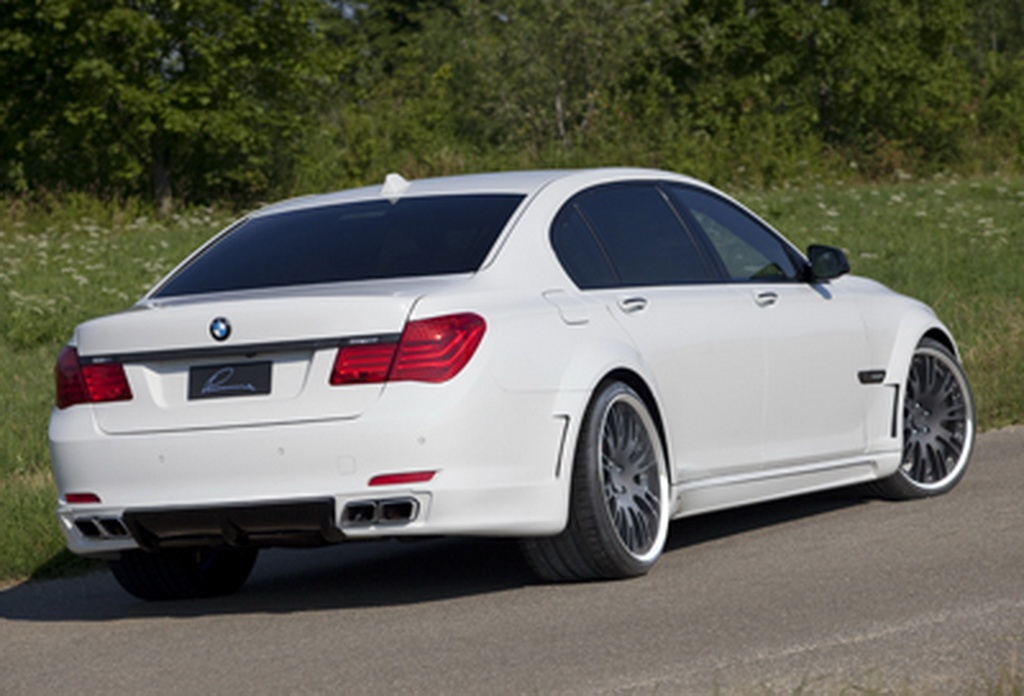Lumma Offers A Widebody Kit For The Bmw 7 Series