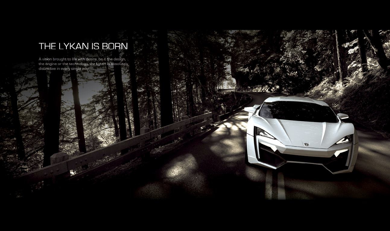 Lykan HyperSport Detai...