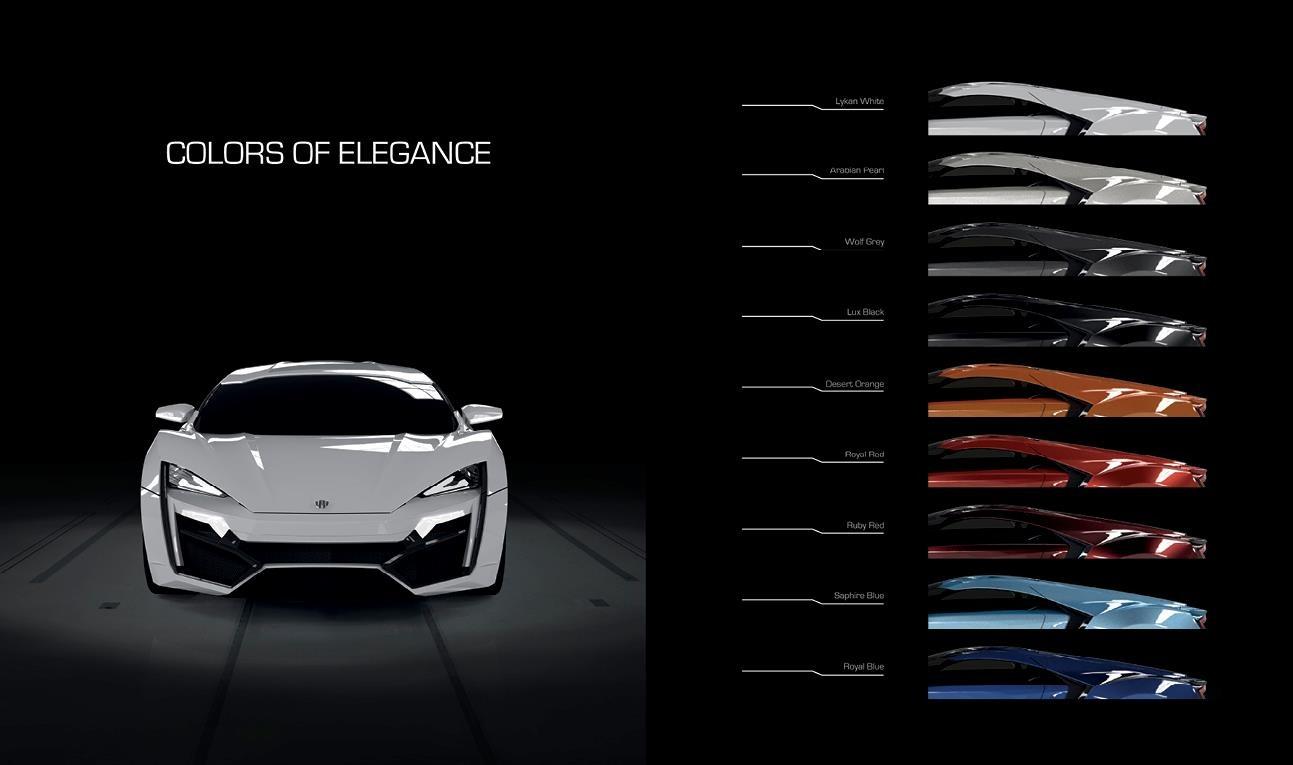 lykan hypersport details revealed in brochure autoevolution