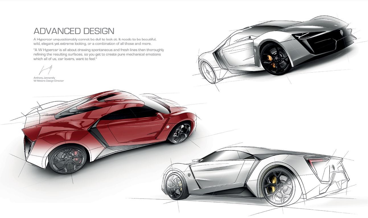 Lykan HyperSport Details Revealed in Brochure - autoevolution