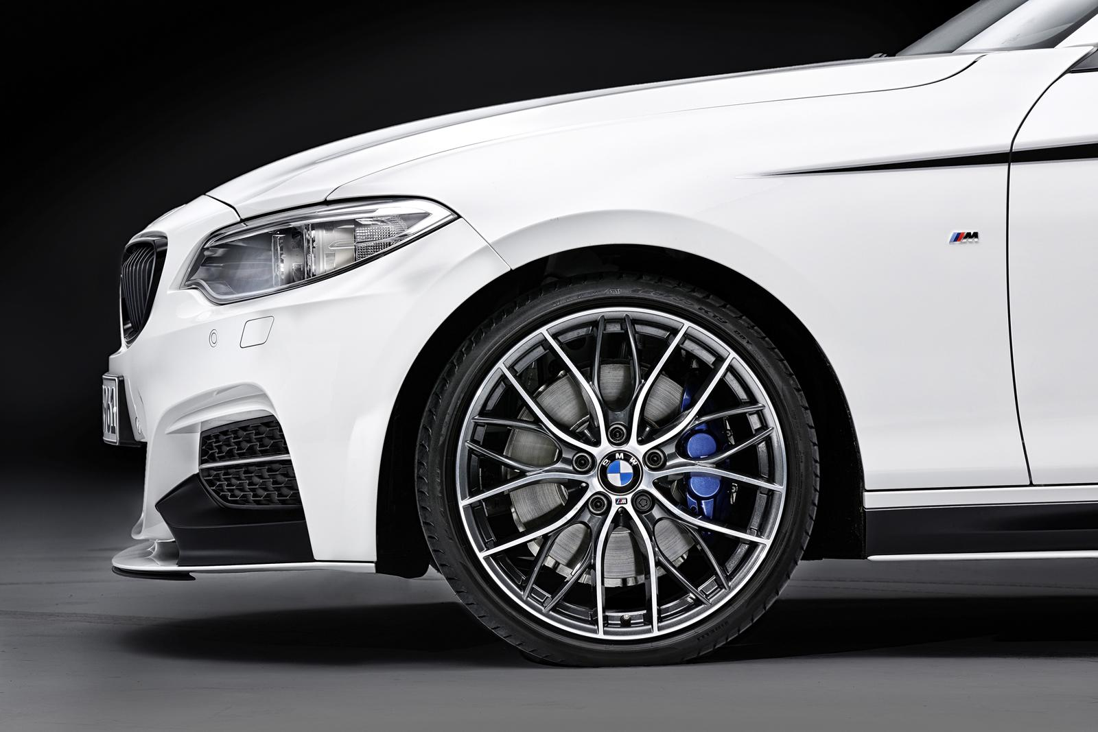 M Performance Parts Kit For Bmw Series Coupe Unveiled Photo Gallery