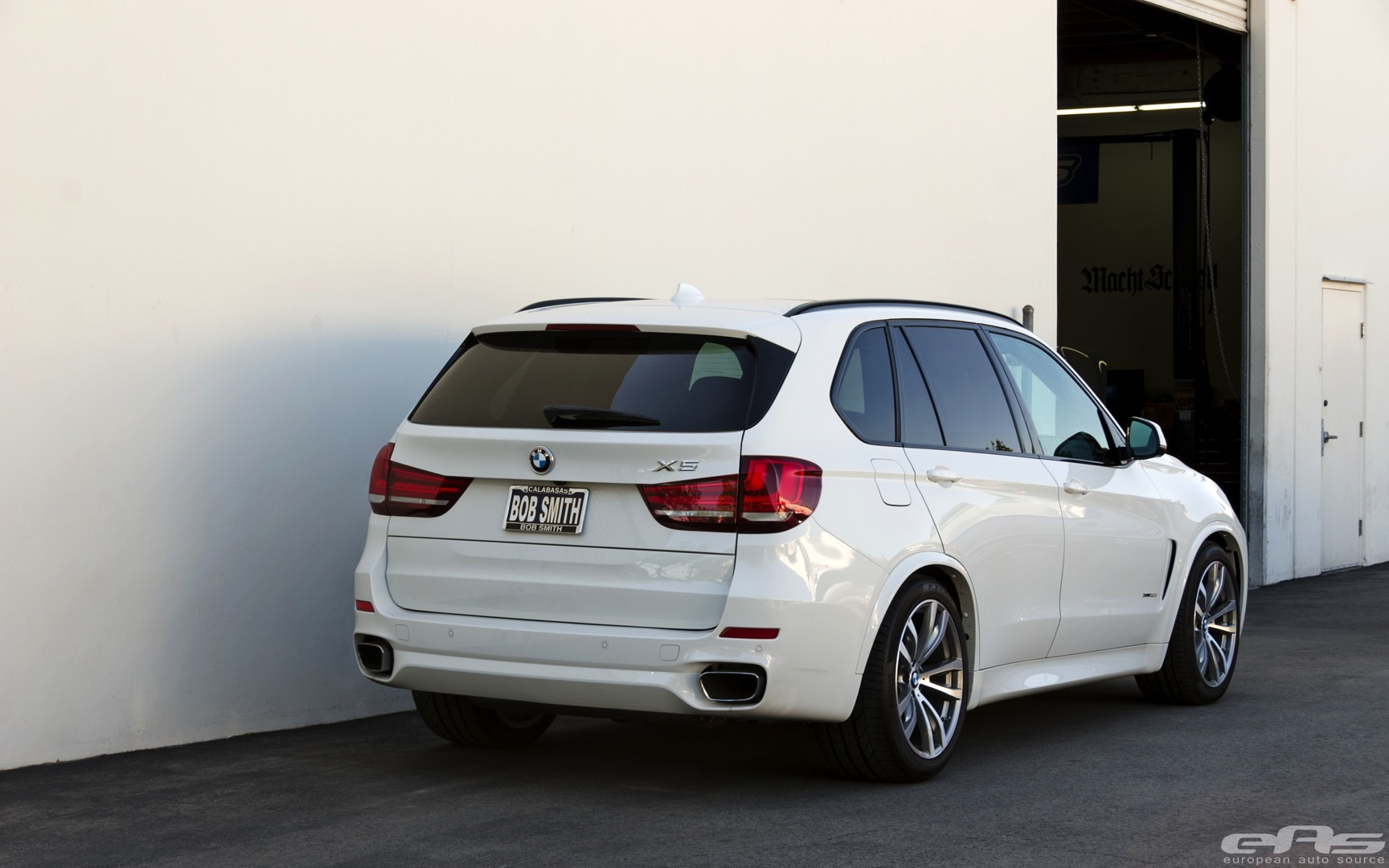 M Sport Bmw X5 Gets Low At Eas Autoevolution