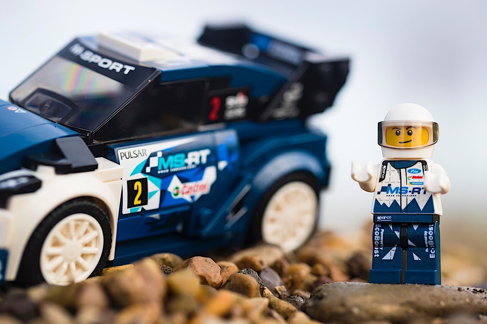 m sport ford fiesta wrc joins lego speed champions. Black Bedroom Furniture Sets. Home Design Ideas
