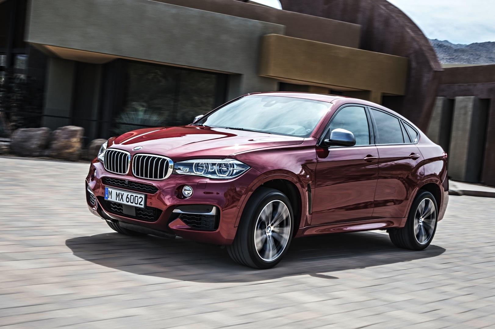 M Sport X6 Shows Up on BMW's Website - autoevolution