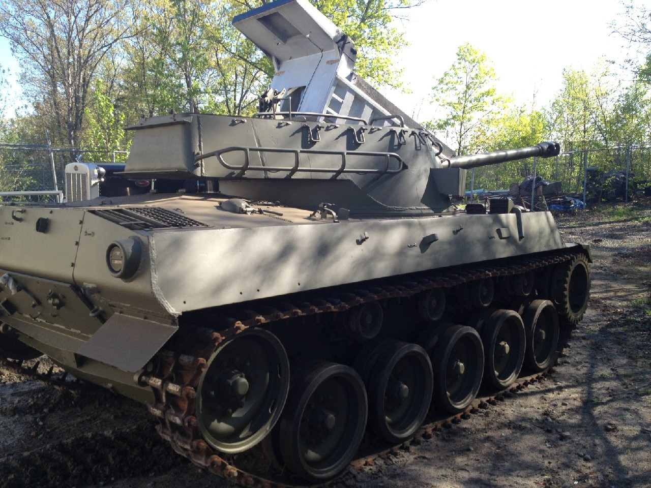 M18 Hellcat Tank Is A Buick That Costs 244 000 Video