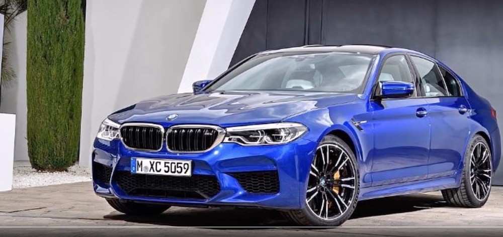 2018 bmw m5 f90 leaked looks amazing in official photos autoevolution. Black Bedroom Furniture Sets. Home Design Ideas