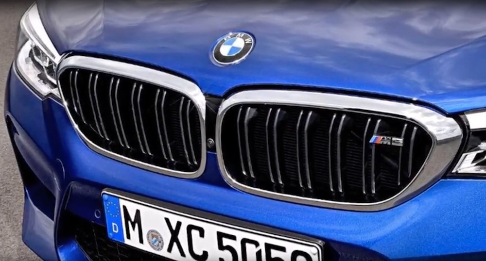 BMW M5 Leaked Ahead Of Reveal