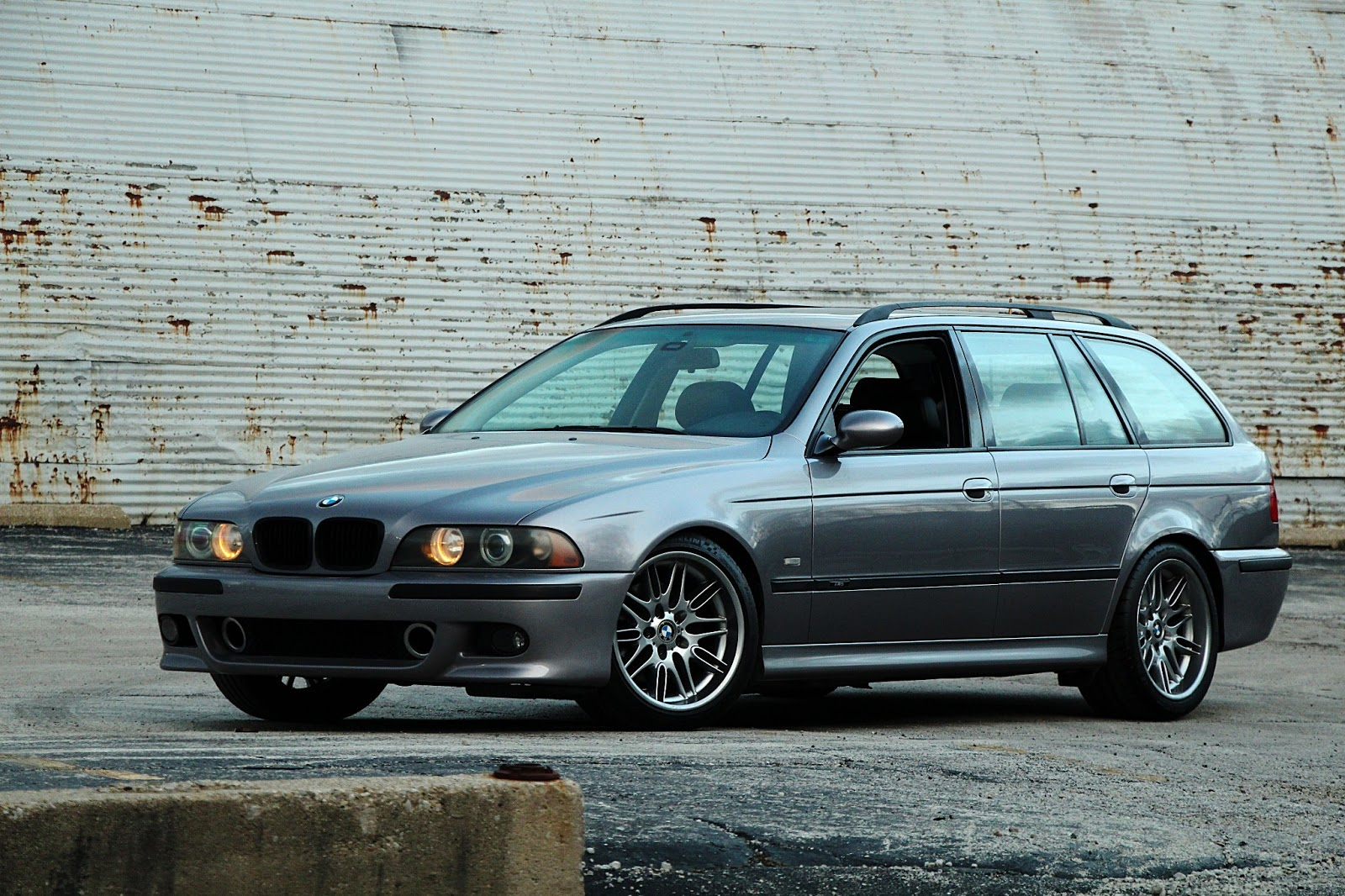 this bmw e39 m5 touring is not your ordinary forbidden fruit autoevolution