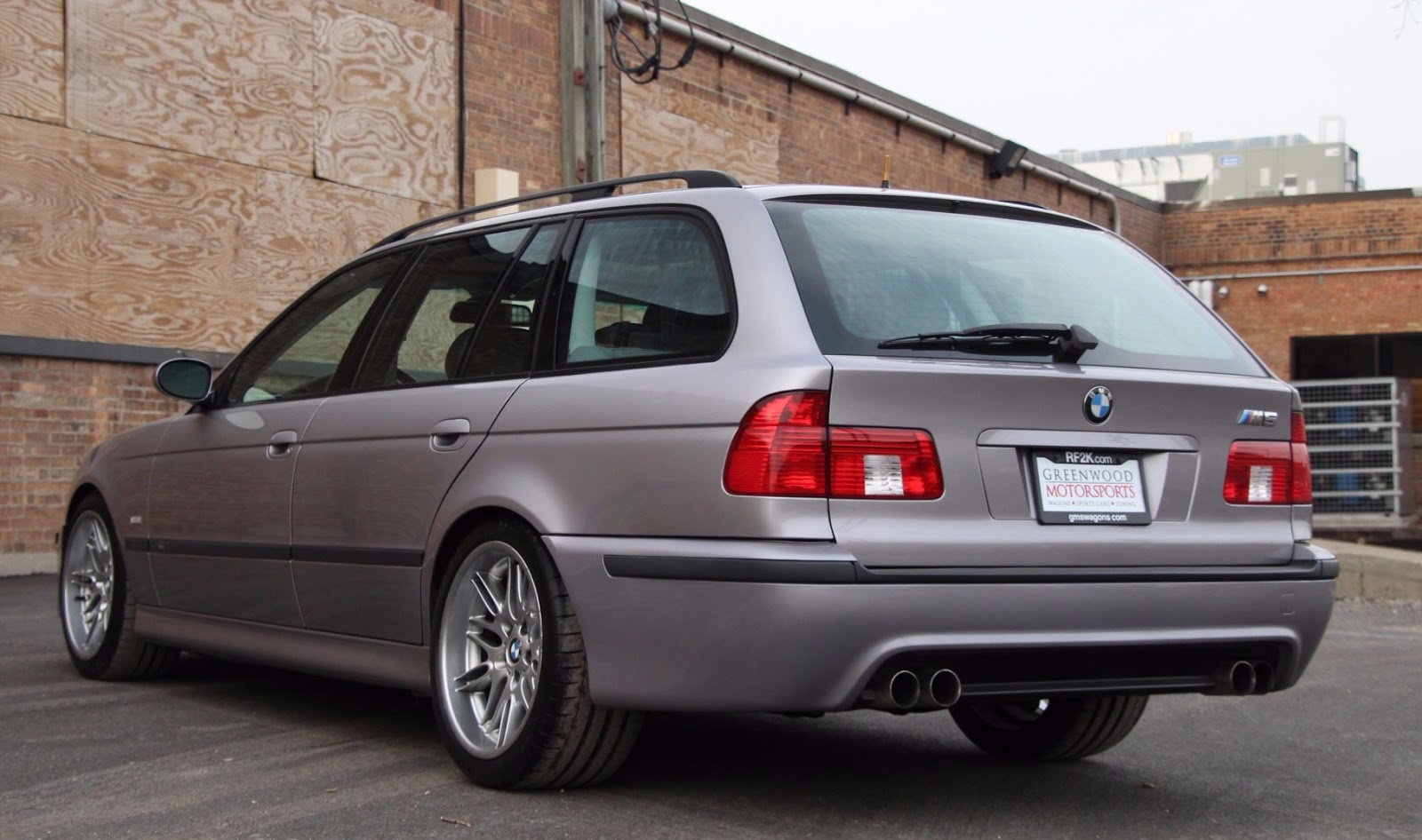 this bmw e39 m5 touring is not your ordinary forbidden. Black Bedroom Furniture Sets. Home Design Ideas