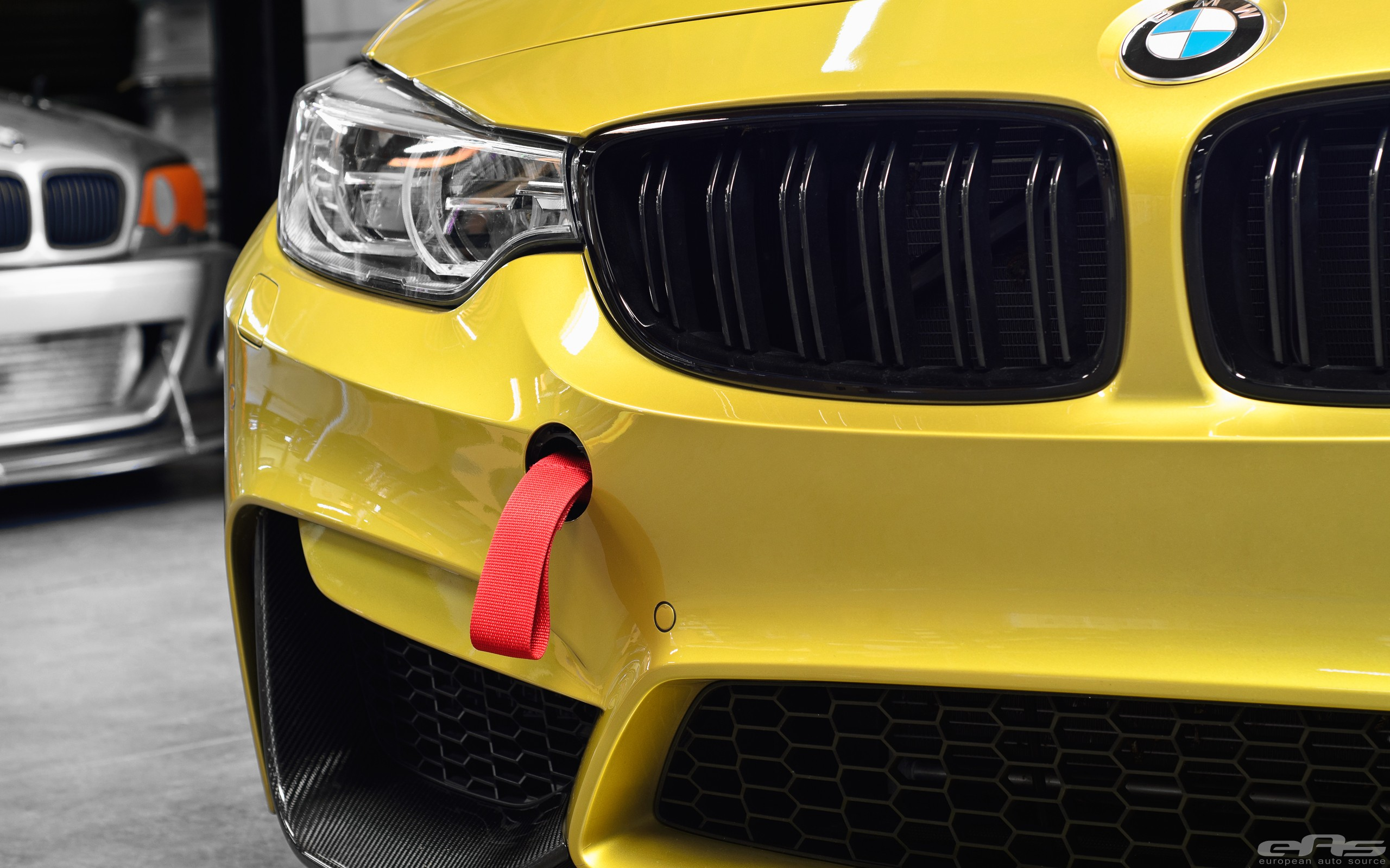 Macht Schnell Tow Straps For M3 M4