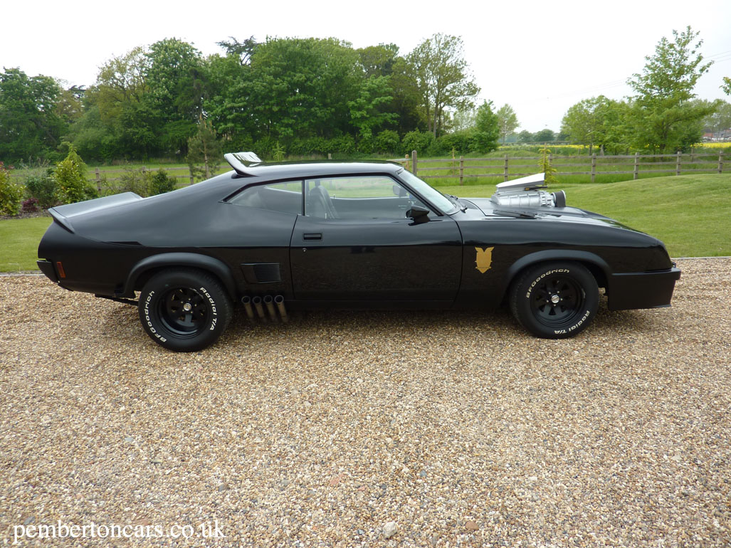 Mad Max Car For Sale Uk >> Mad Max Interceptor Replica for Sale in the UK