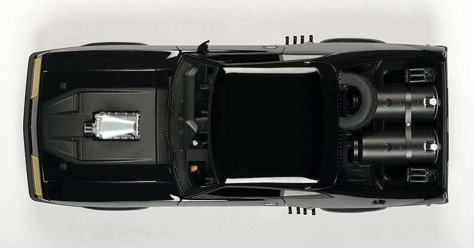 Mad Max The Road Warrior Interceptor Scale Model ...