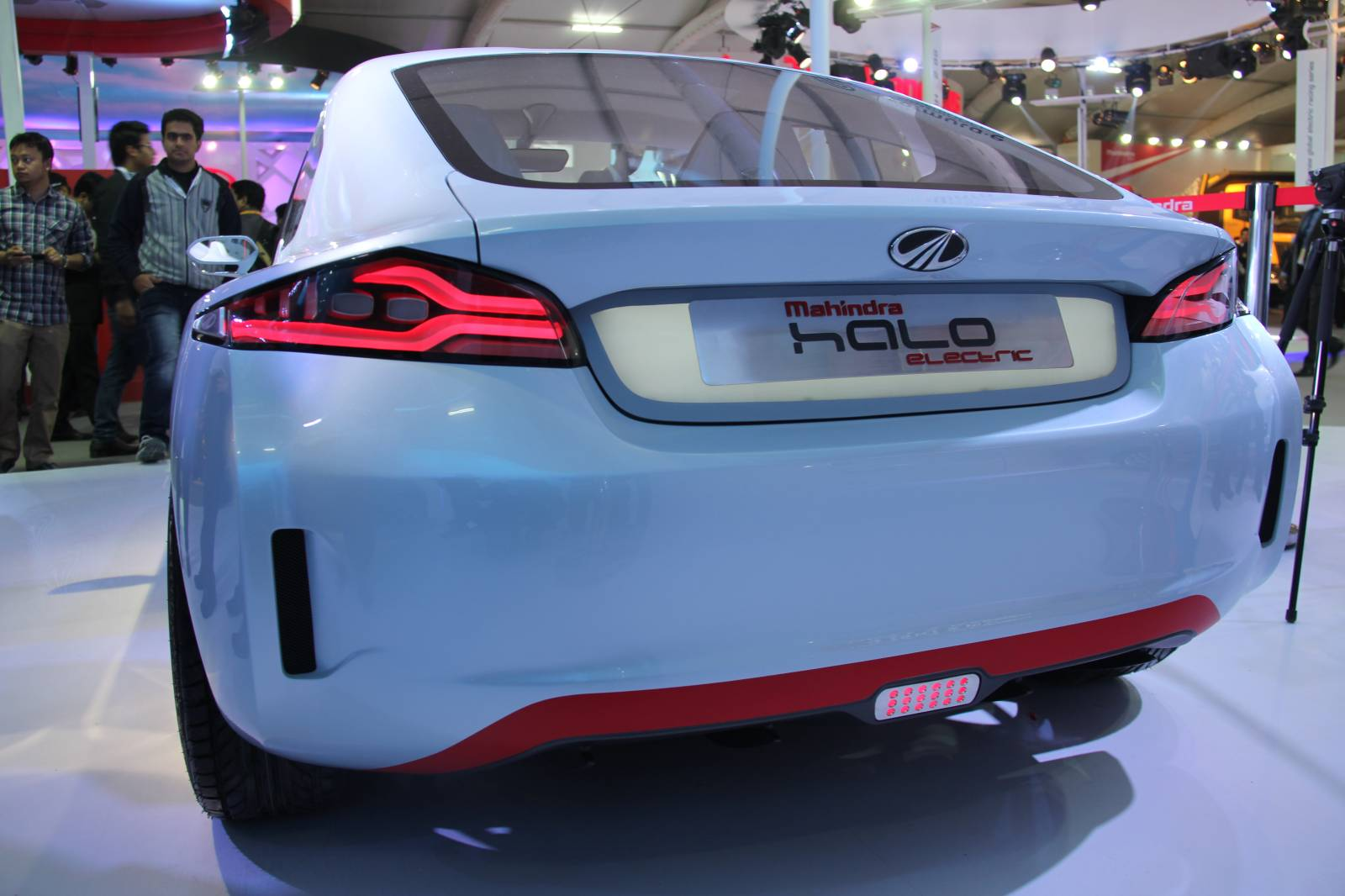 Mahindra Reva Halo Is A Little Electric Sportscar In India