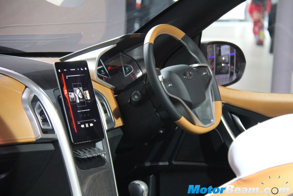 mahindra xuv aero concept previews india 39 s first crossover coupe autoevolution. Black Bedroom Furniture Sets. Home Design Ideas