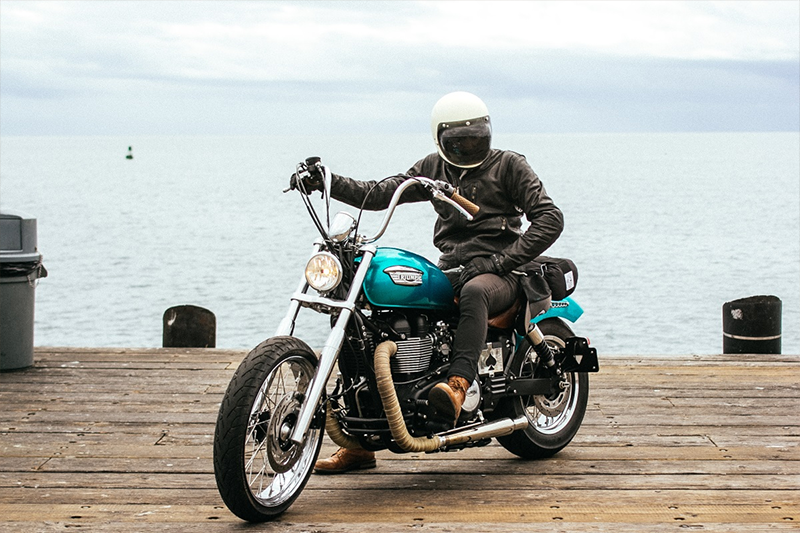 Make Your Own Triumph Bobber With British Customs Parts Autoevolution