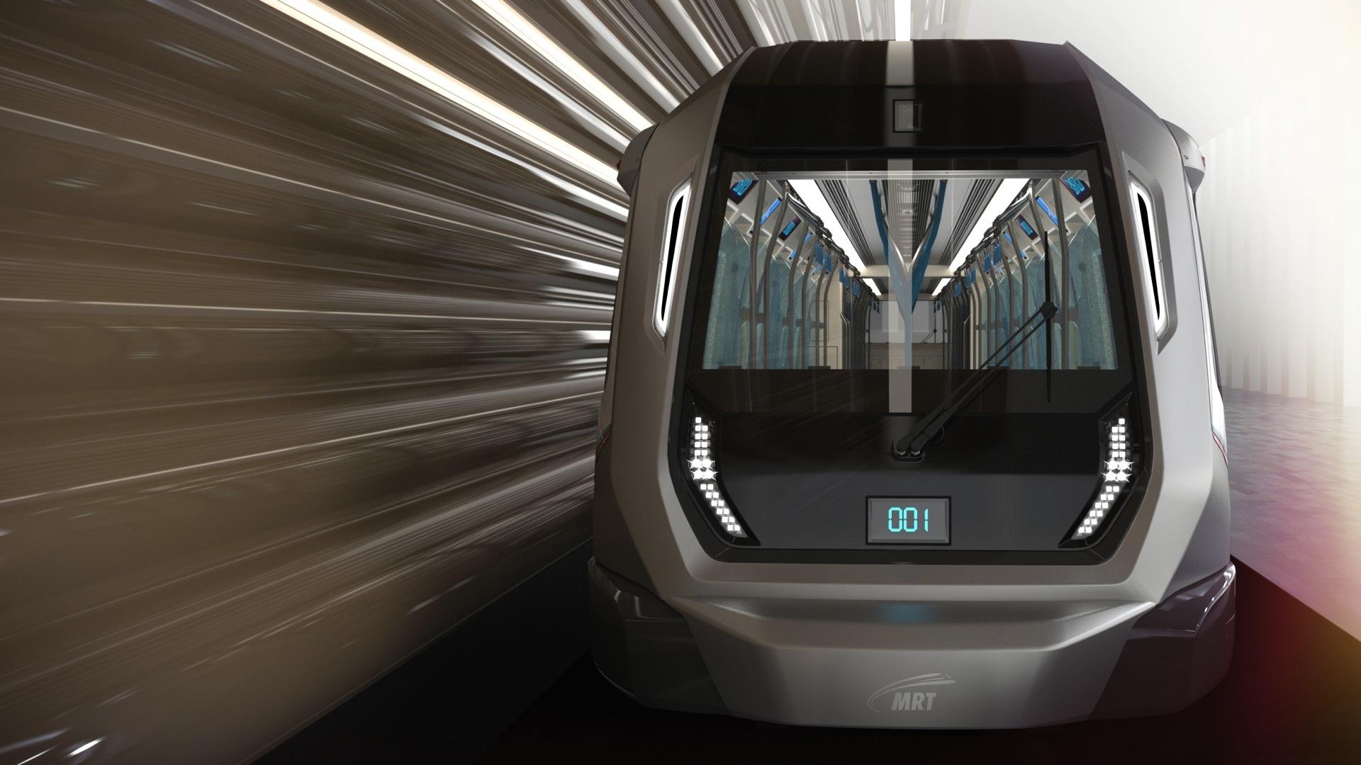 Malaysia To Get Bmw Designed Metro Trains Autoevolution