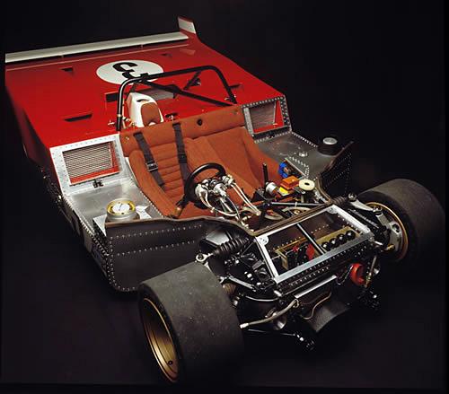 man builds fully functional ferrari 312pb scale model