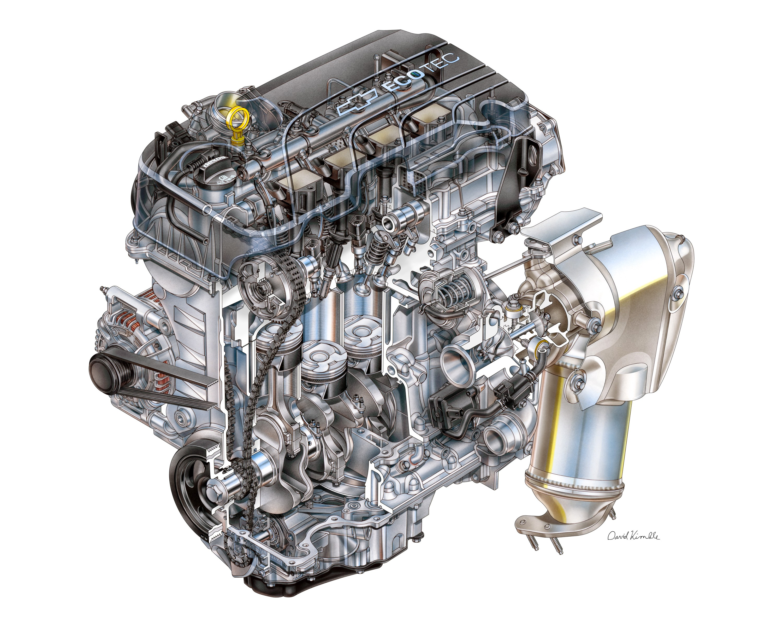 diesel chevrolet cruze to reach us in 2013 autoevolution rh autoevolution com 2014 Chevy Cruze Engine 2015 chevy cruze lt engine diagram