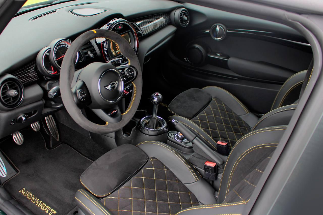 Mini Cooper Lci 2018 >> Manhart Tunes F56 MINI JCW to 300 HP and 470 Nm of Torque - autoevolution