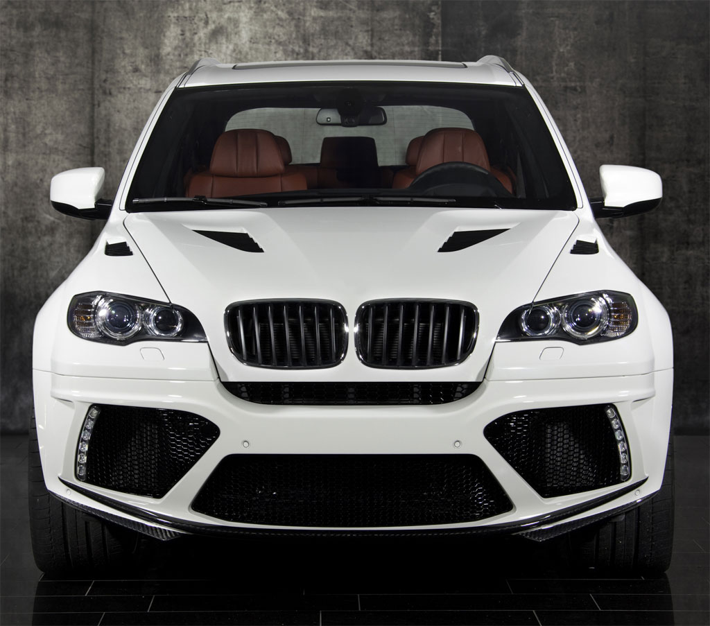 Mansory Boosts The BMW X5 M