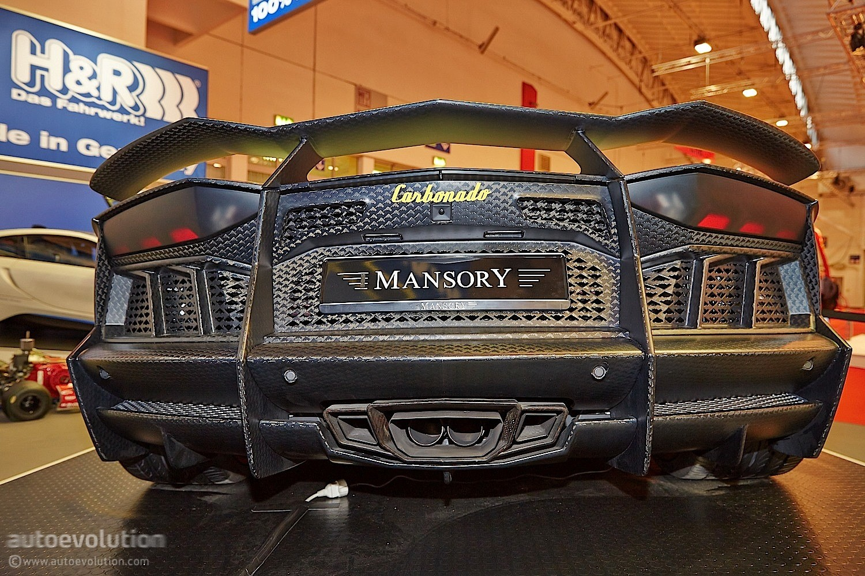 Mansory Carbonado Apertos An Eur1 2m Aventador Roadster