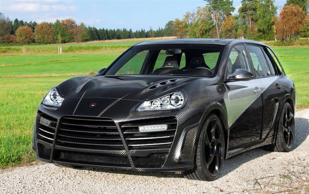 mansory chopster the 710hp porsche cayenne autoevolution. Black Bedroom Furniture Sets. Home Design Ideas