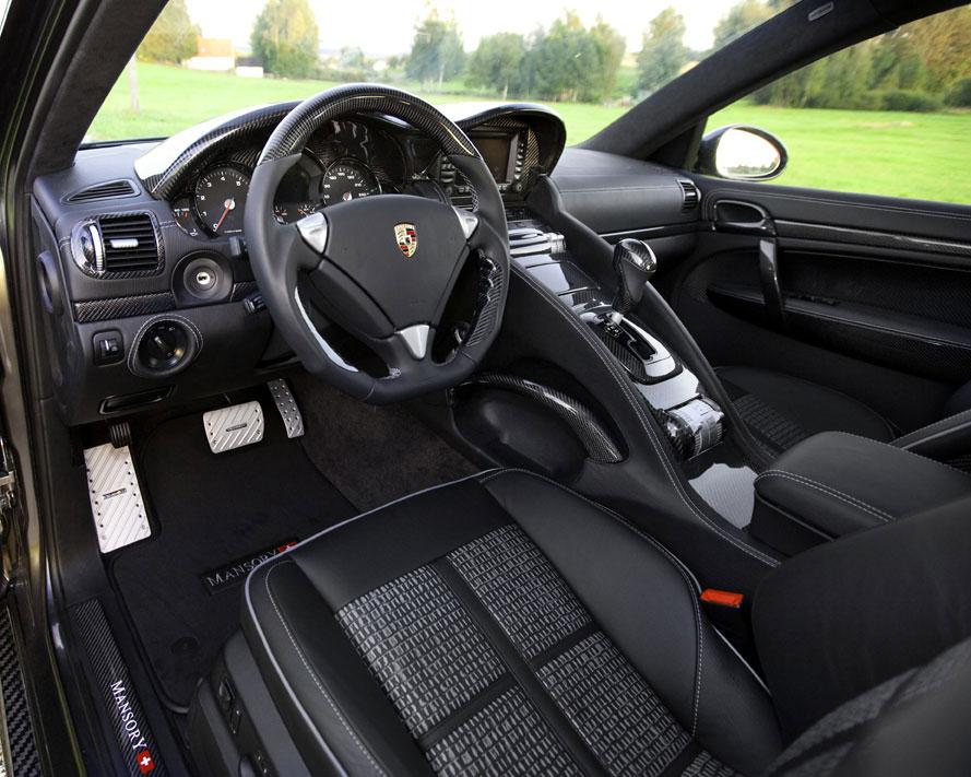 Mansory Chopster The 710hp Porsche Cayenne Autoevolution