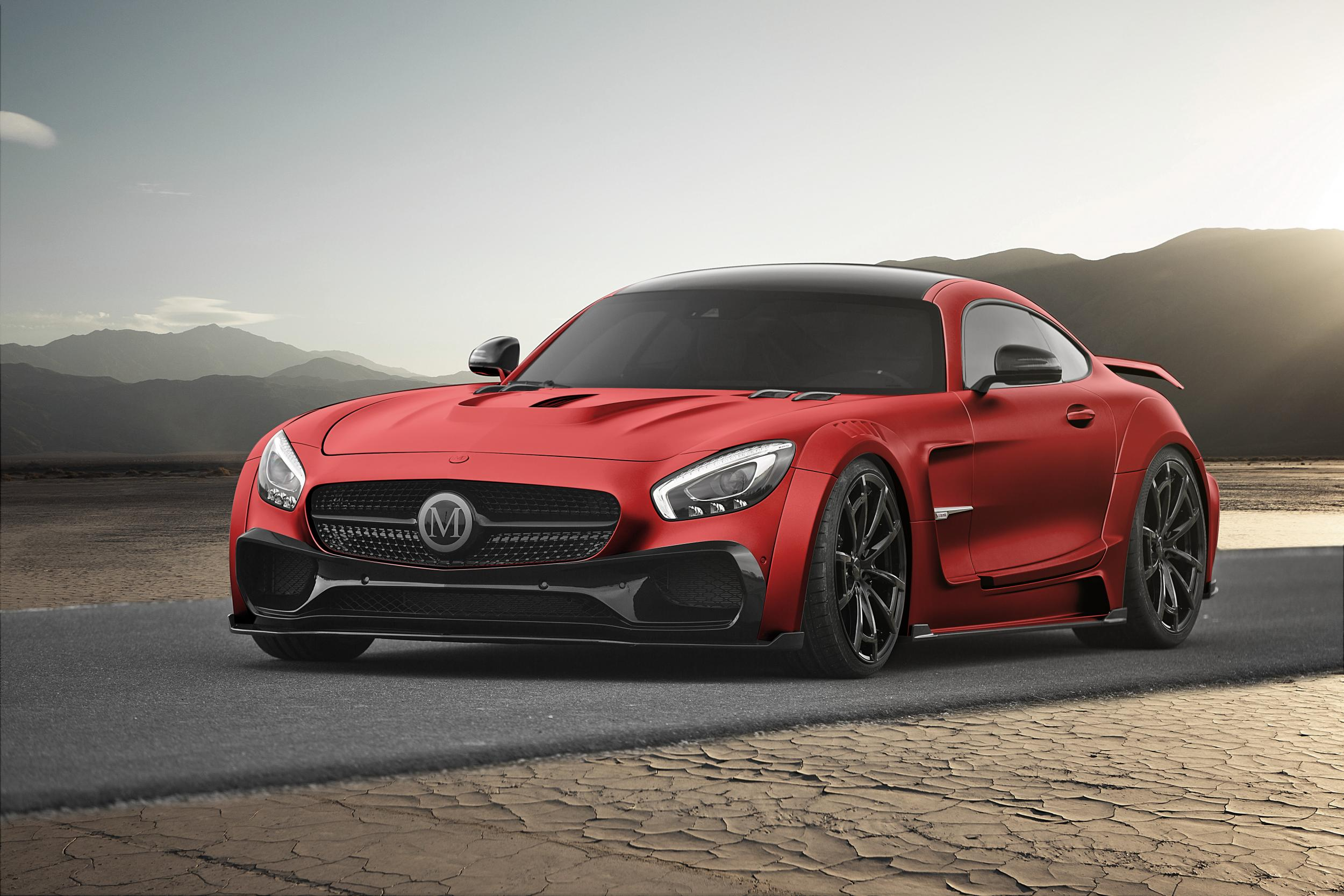 mansory mercedes amg gt returns in many colors autoevolution