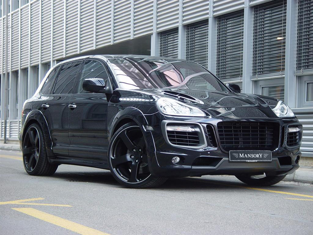 mansory releases design pack for 955 porsche cayenne autoevolution. Black Bedroom Furniture Sets. Home Design Ideas