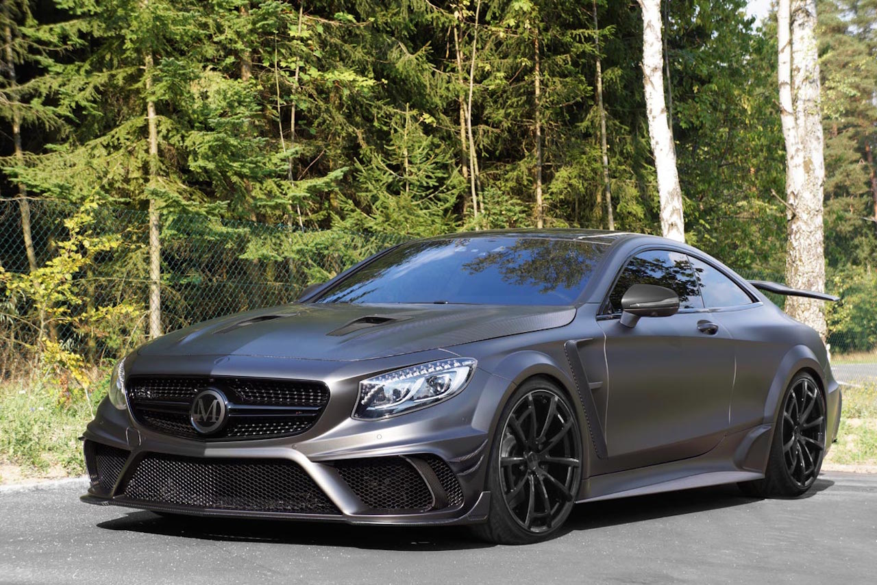 Mansory S63 Amg Black Edition Will Have You Scream For