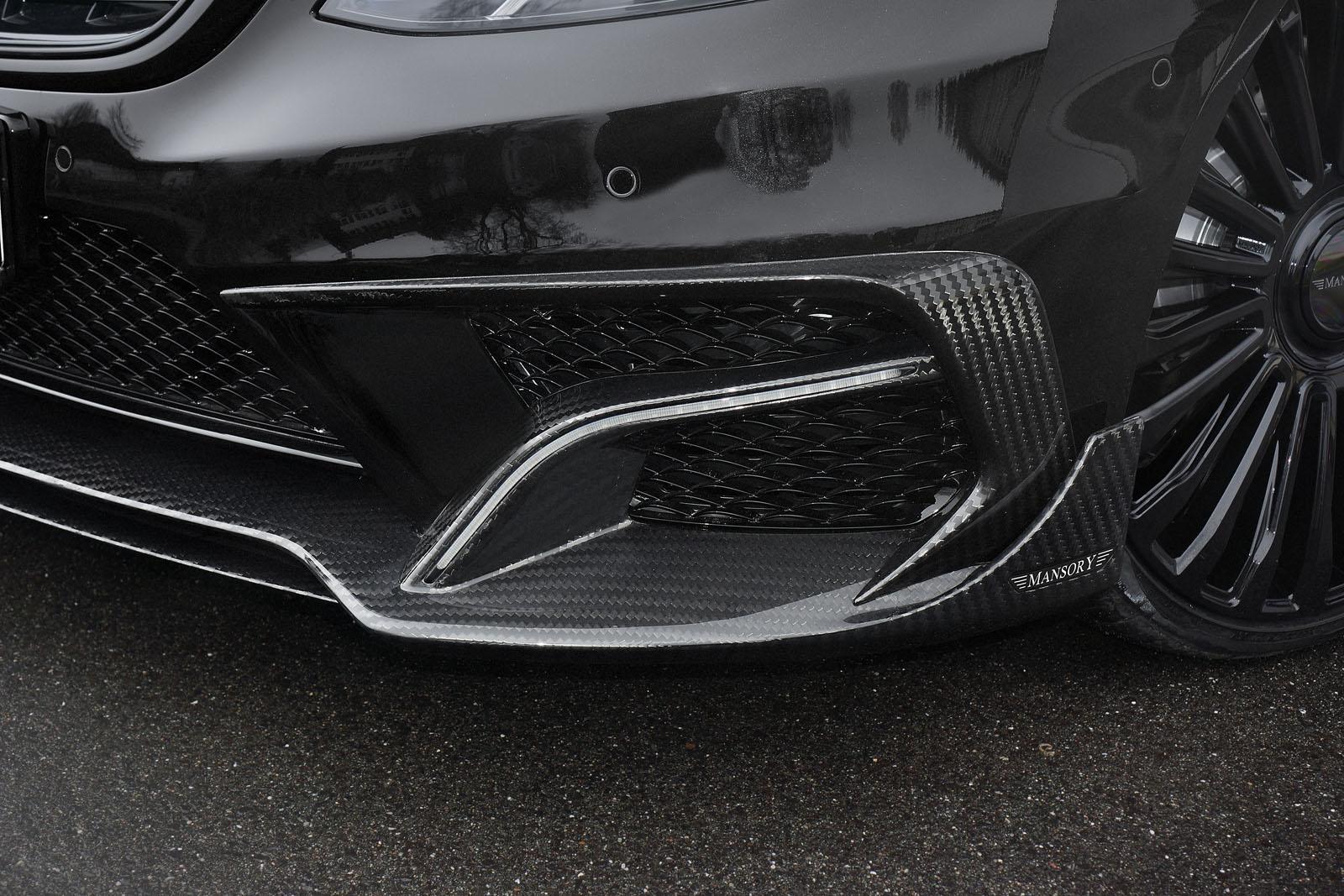 Тюнинг Mercedes-Benz S 63 AMG от Mansory