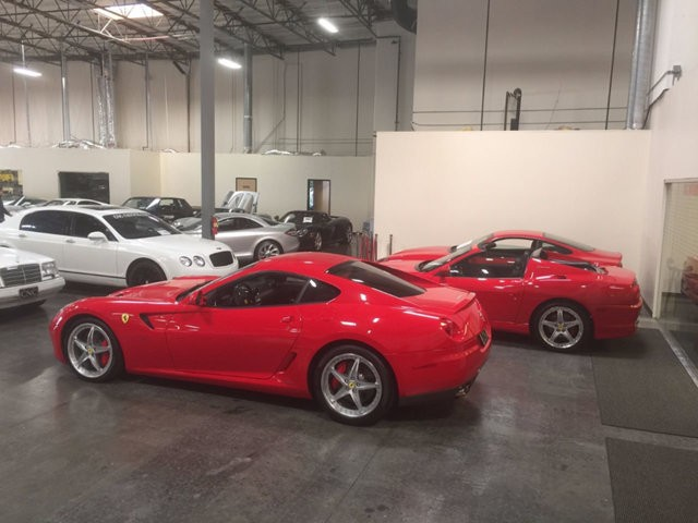 manual 2007 ferrari 599 gtb owned by nicolas cage is on sale rh autoevolution com ferrari 599 manual transmission for sale ferrari 599 6 speed manual for sale
