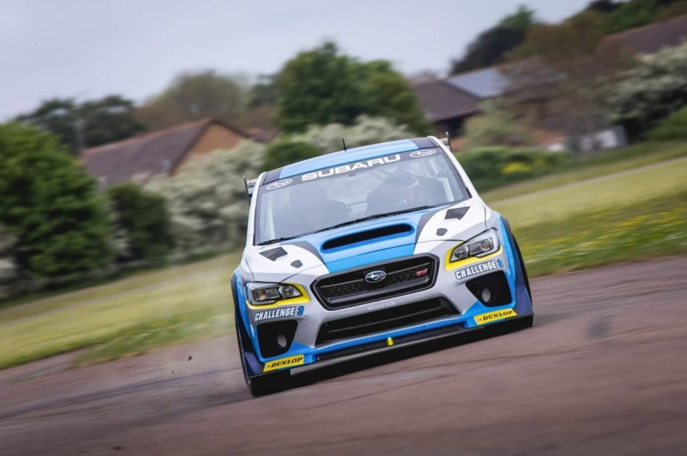 Mark Higgins Demolishes Isle Of Man Tt Record With 2016 Subaru Wrx Sti Autoevolution