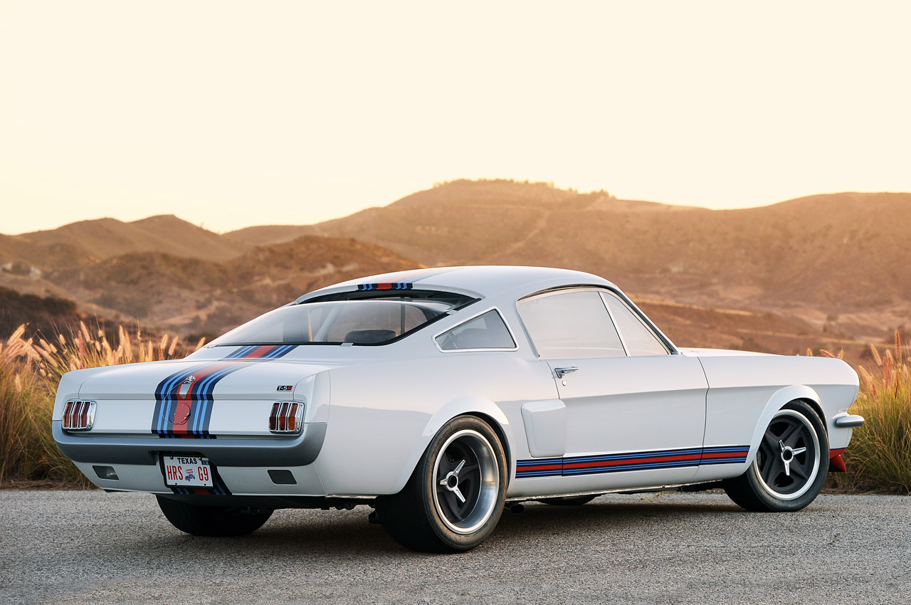 Martini Racing Mustang By Pure Vision Design Is Pure