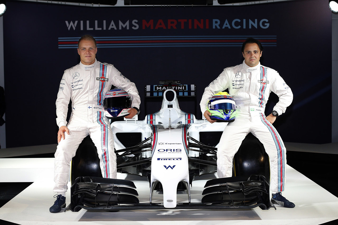 Martini Returns To Formula One With Williams Autoevolution
