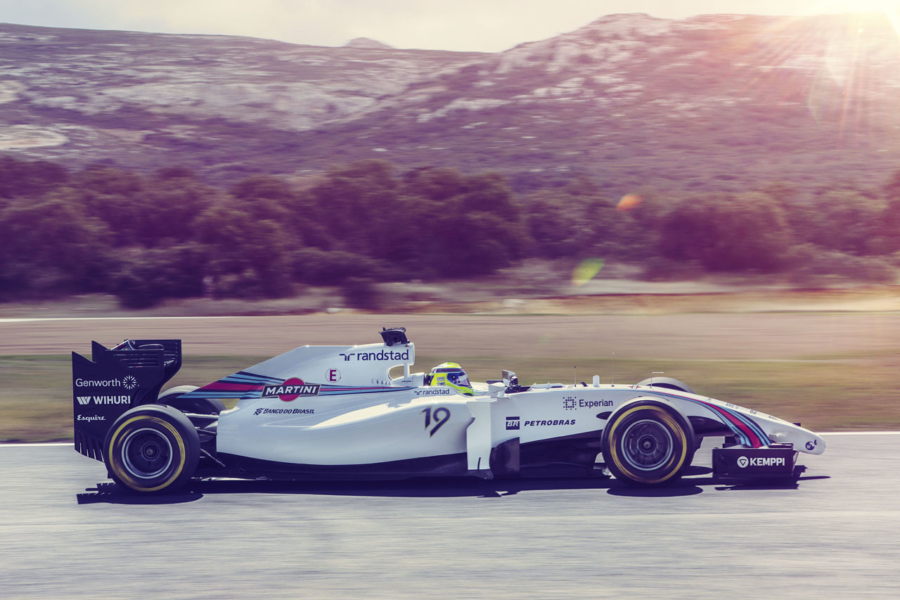 Martini Returns To Formula One With Williams Photo Gallery