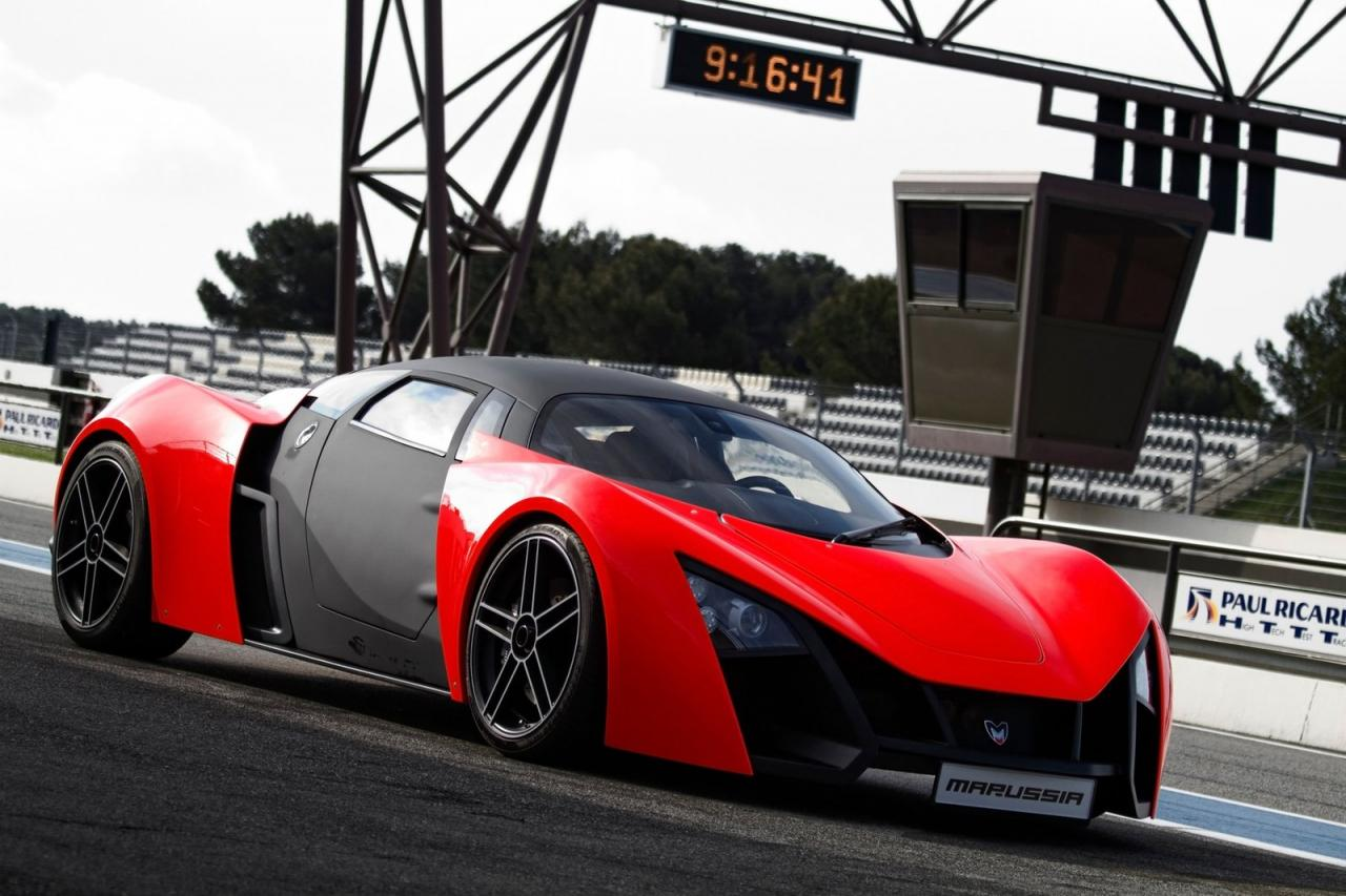 Marussia B1 To Cost 163 110 000 In The Uk Autoevolution