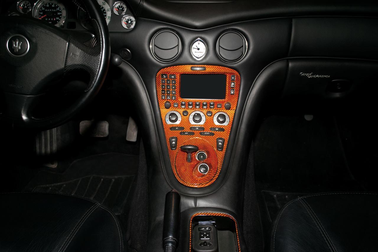 How To Get Rid Of A Car >> Maserati 4200 Evo Dynamic Trident - autoevolution