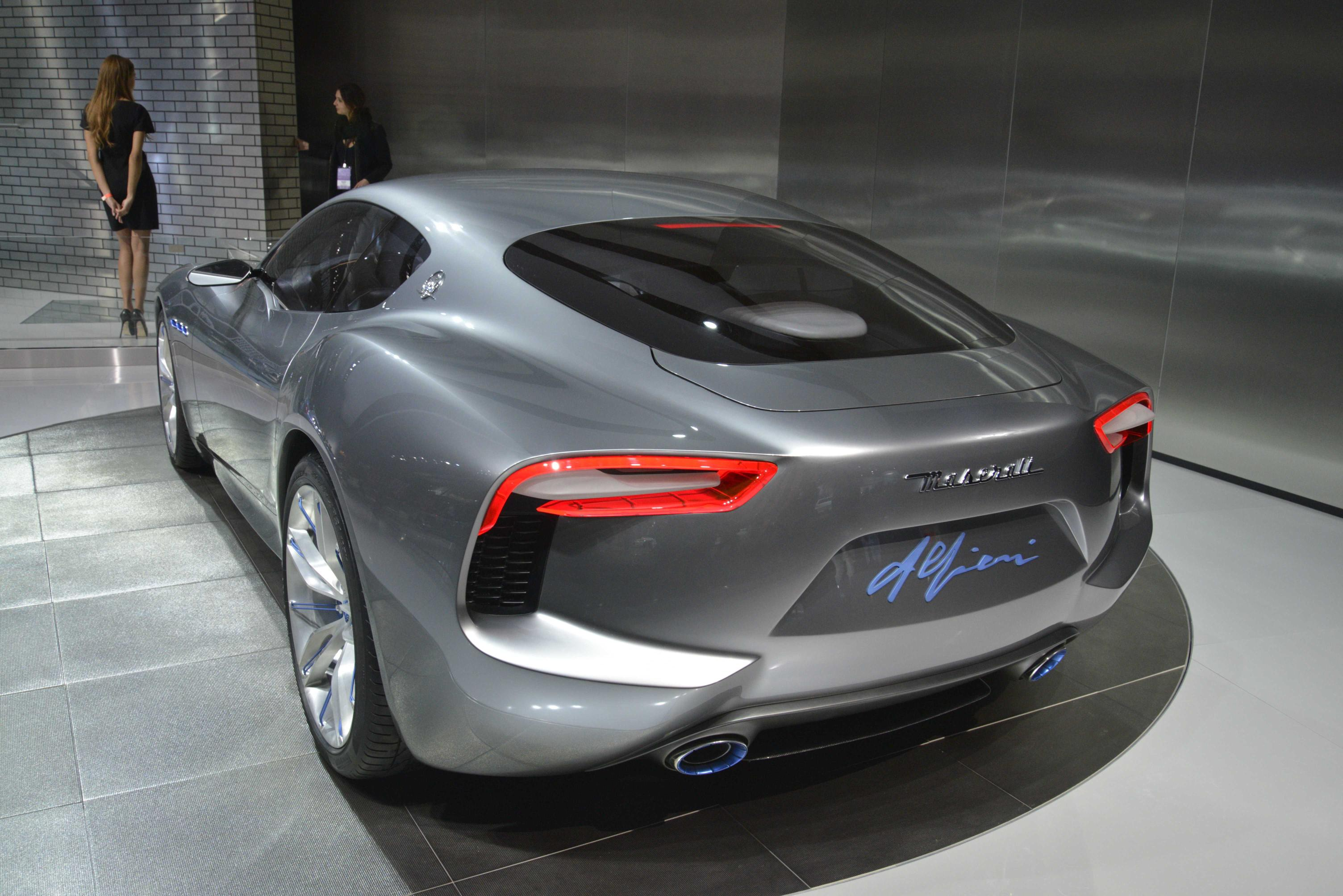 Maserati Alfieri Coupe Delayed Until 2018 New Granturismo