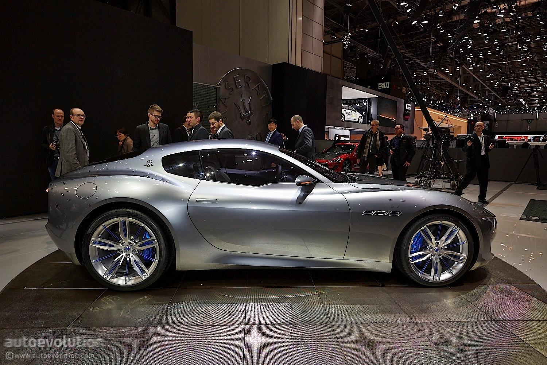 2014 Maserati Quattroporte >> Maserati Alfieri Coupe Delayed Until 2018, New GranTurismo ...