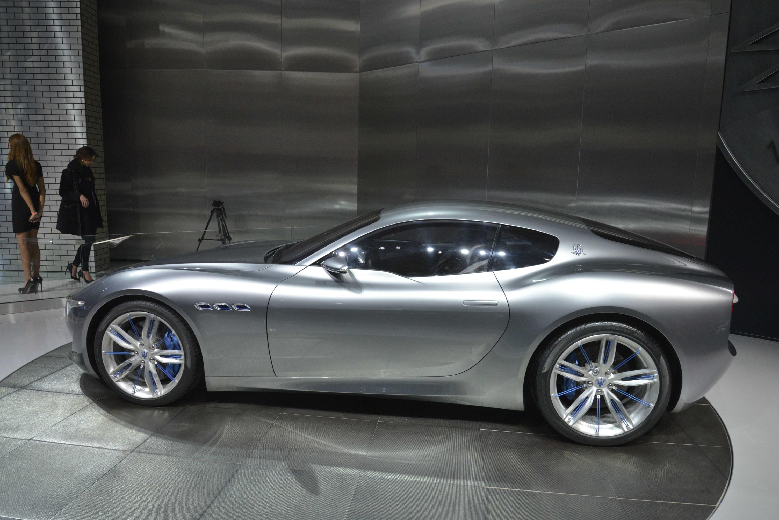 Maserati Alfieri Pre Production Starting In First Half Of 2020