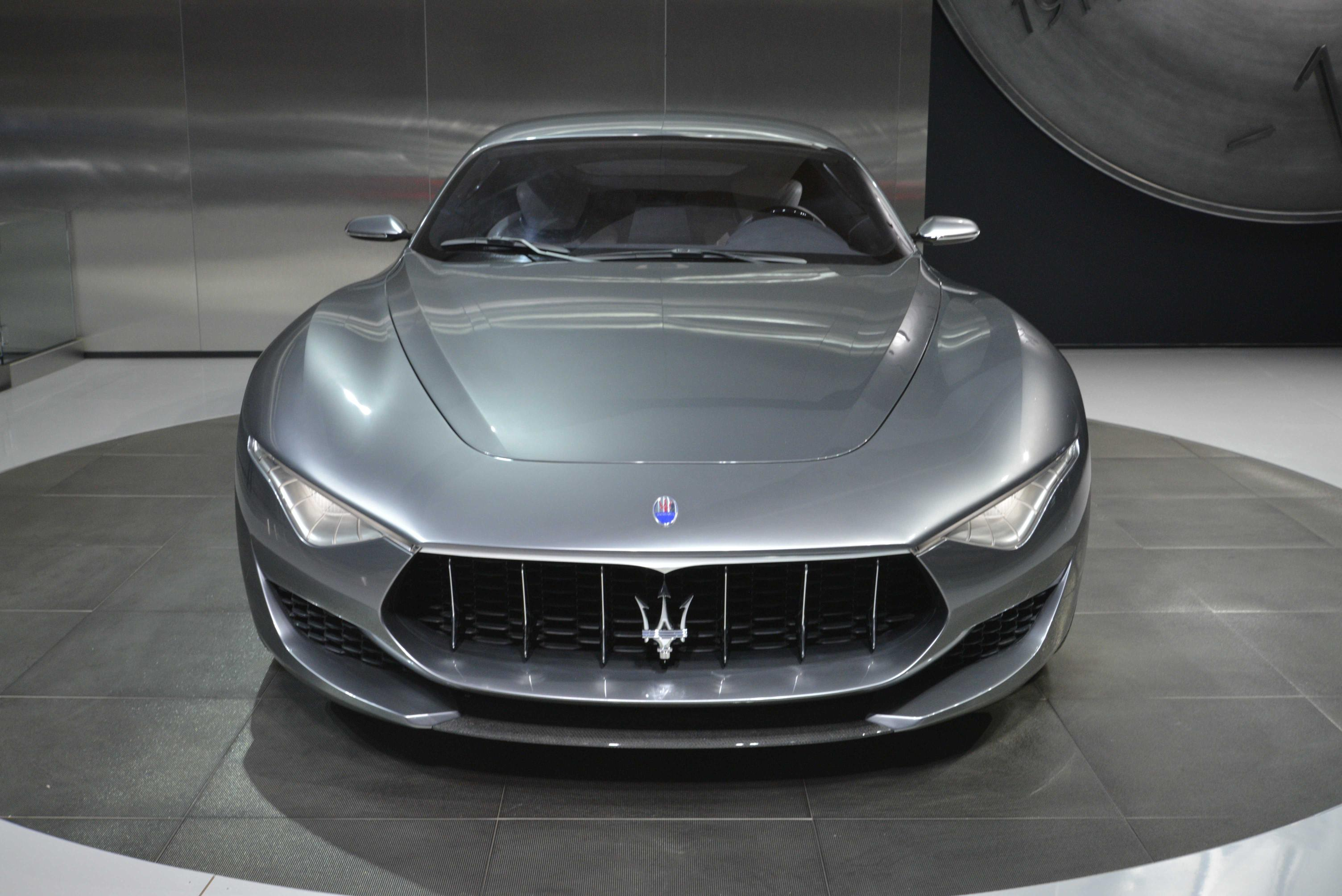 Maserati Bets On Electrified Power For D Suv And Alfieri Sports Car