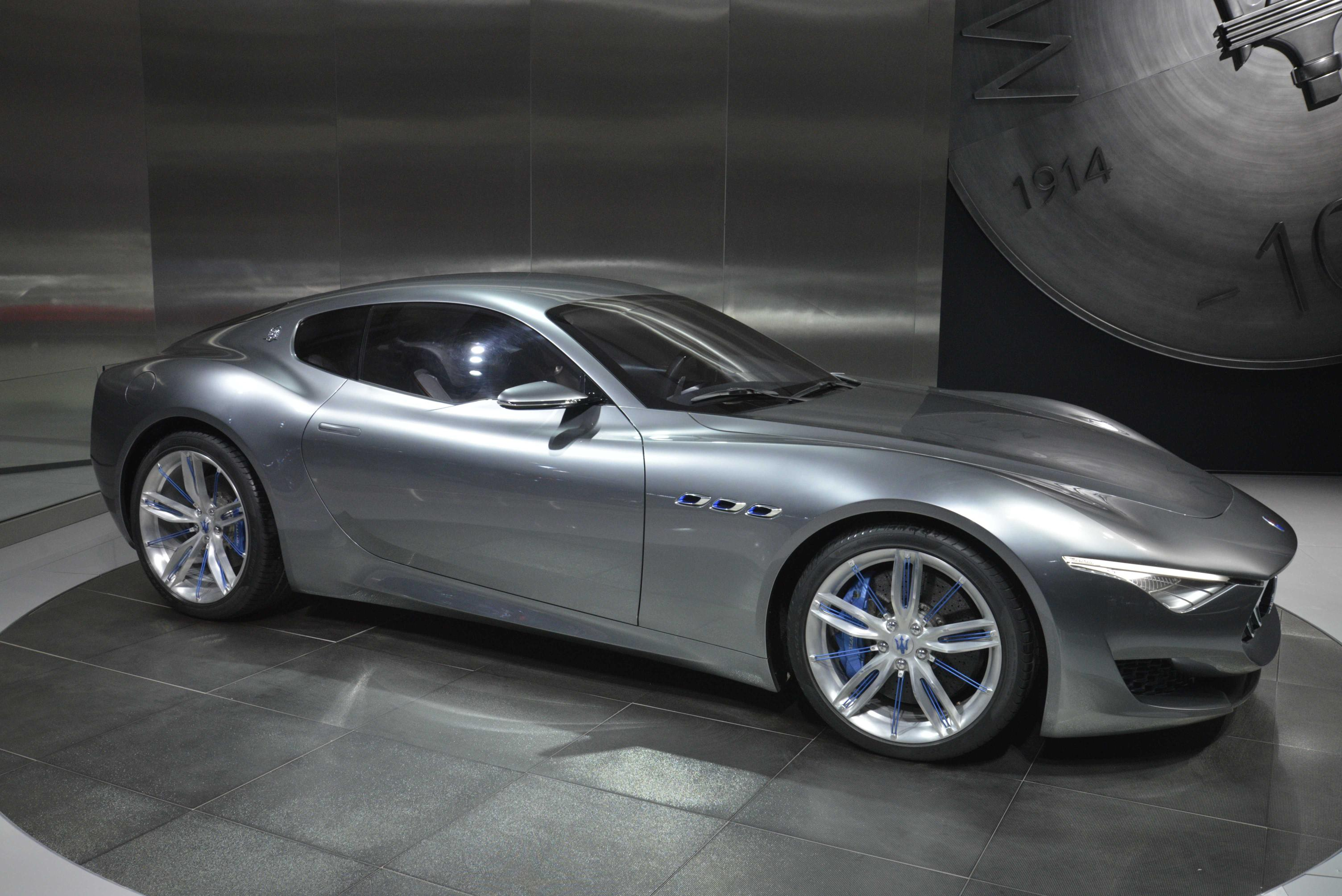 maserati alfieri granturismo coupe replacement models delayed arrives until later even debut autoevolution nicely