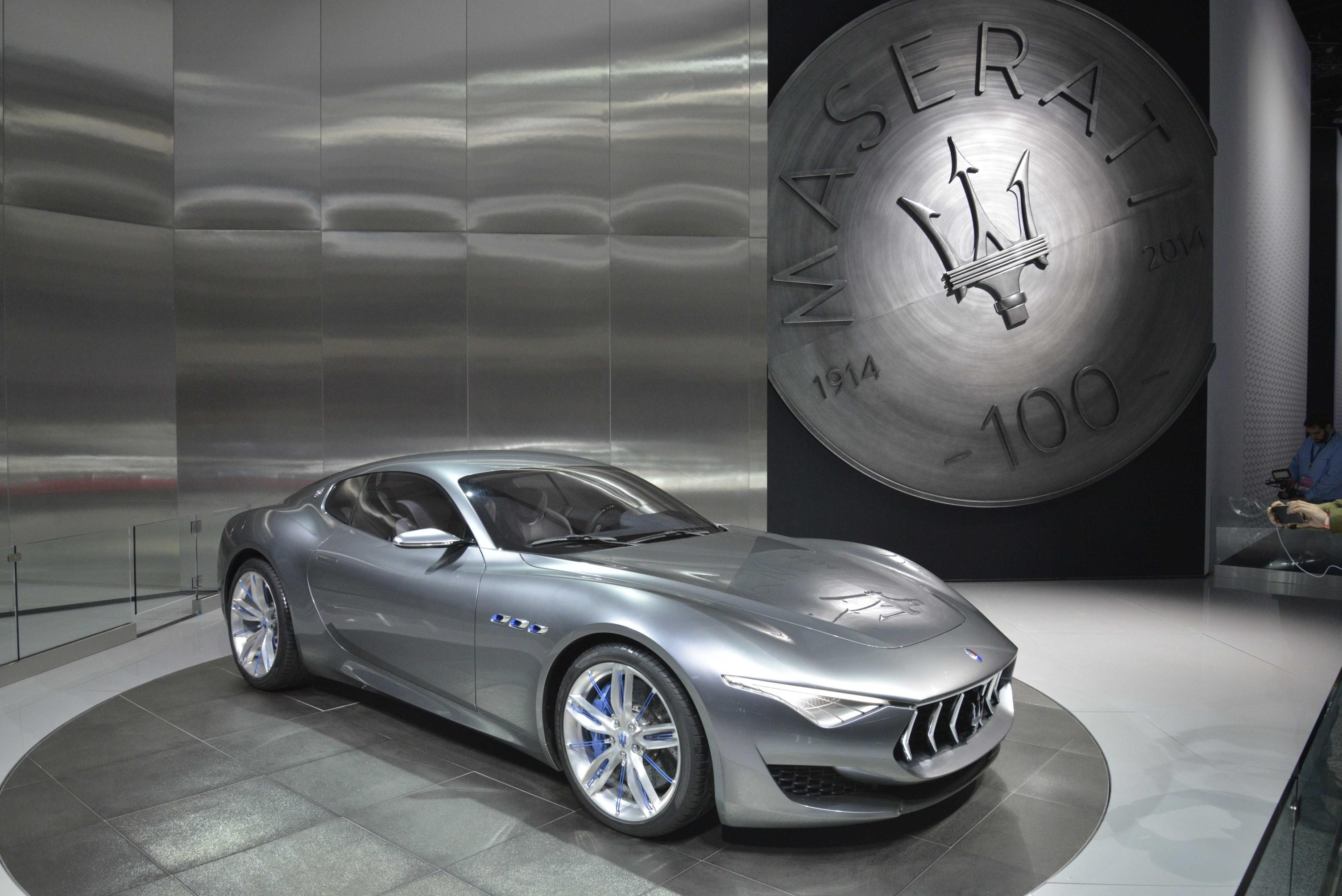 Maserati To Debut Granturismo Replacement In 2017 Alfieri
