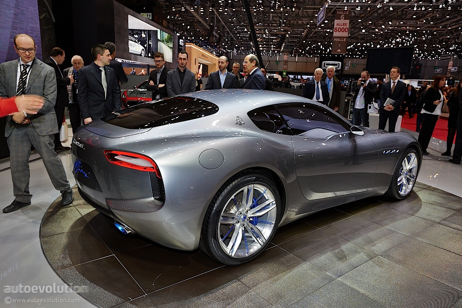 Maserati Confirms Electric Alfieri For 2020 After Launch Of Ice