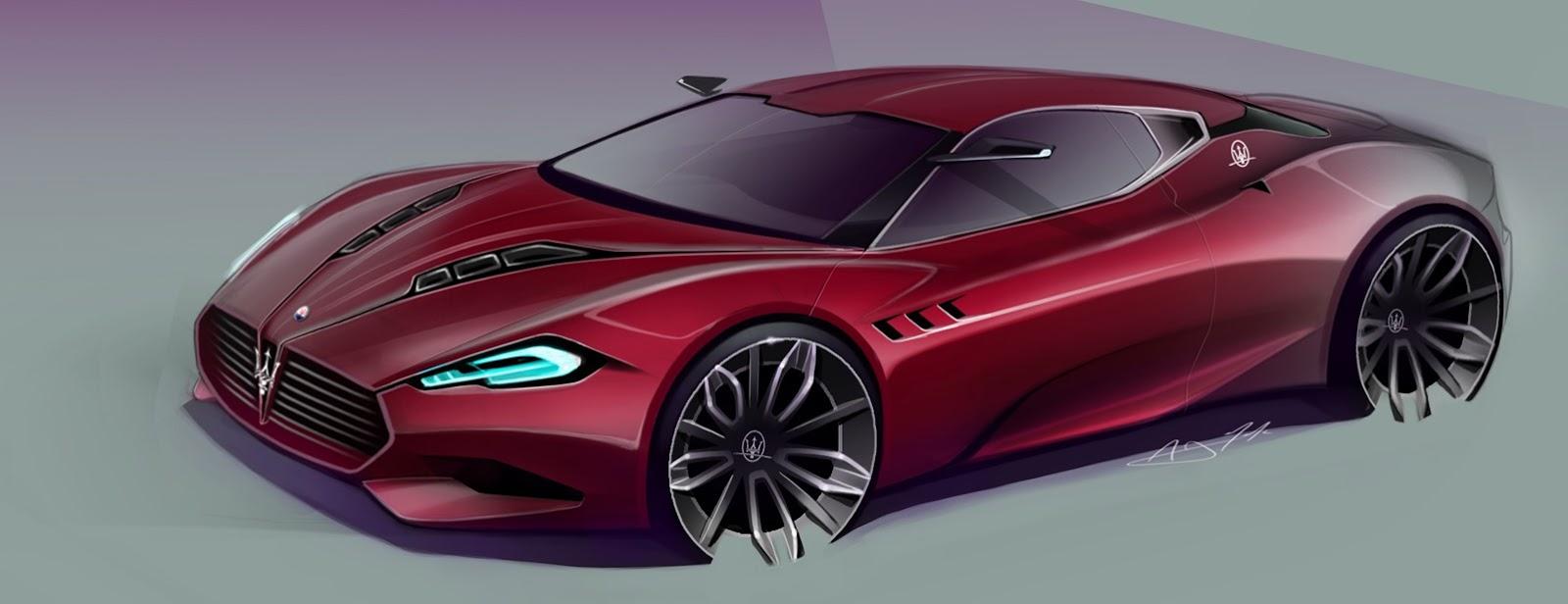 Maserati Grancorsa Could Be The Trident S Next Sportscar