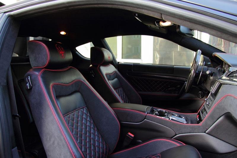 Maserati Granturismo Baby Car Seat