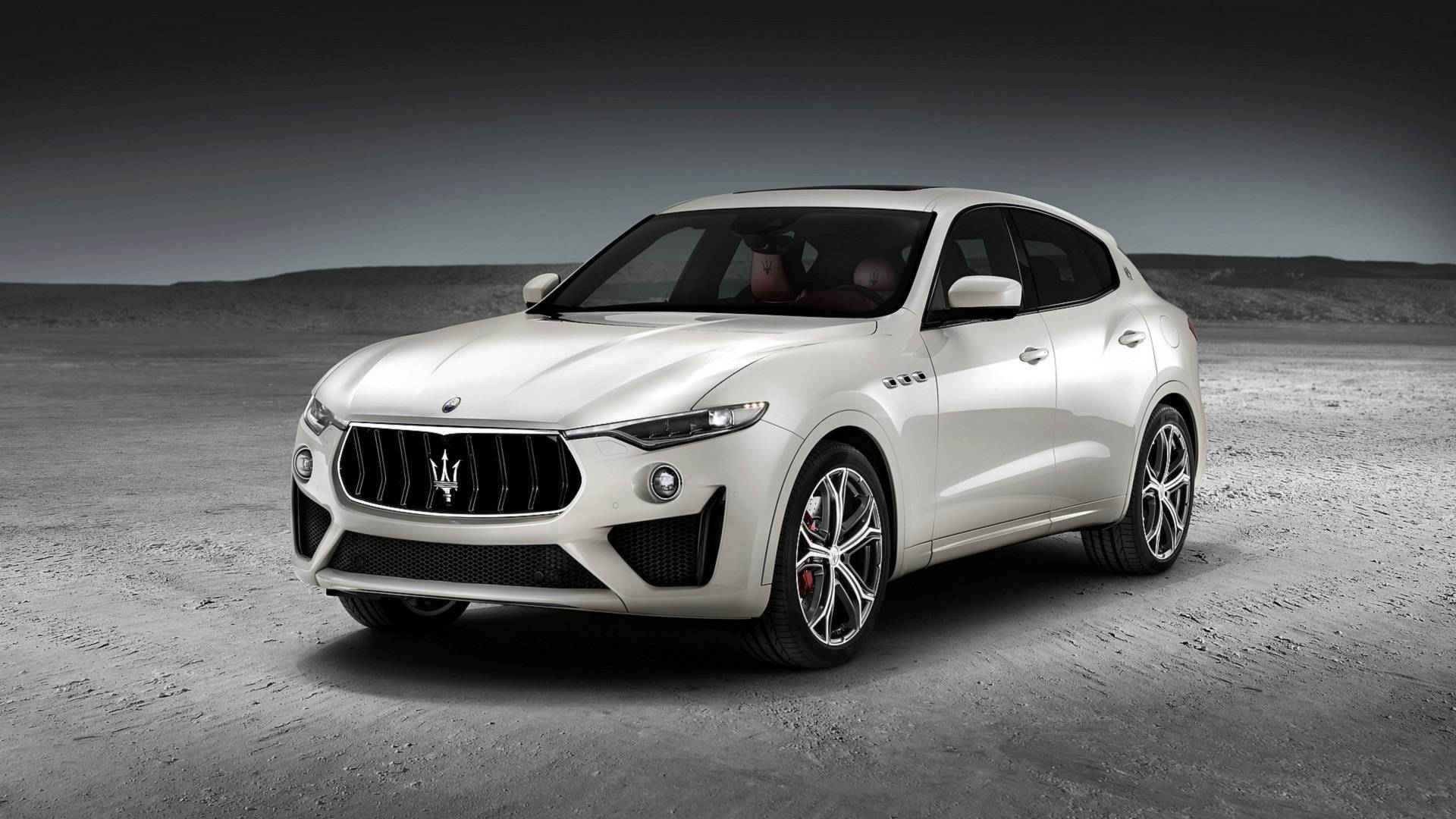 2019 Maserati Levante GTS is No Trofeo, Packs 550-HP V8 Engine - autoevolution